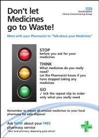 Waste medicines and waste medicines campaigns 1